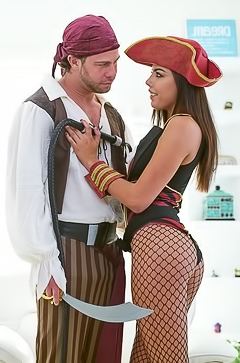 Pirates Porn With Rachel Rivers