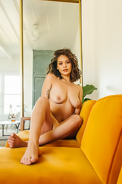 Natalie Del Real Makes Her Erotic Debut Playboy